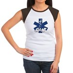 EMT Active Women's Cap Sleeve T-Shirt