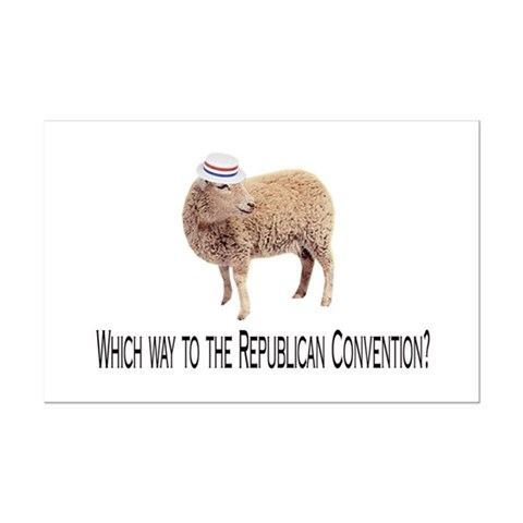 Republican sheep