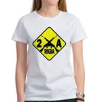 Second Amendment Zone Women's T-Shirt