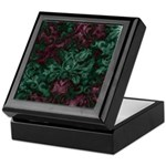 Opulent Damask Keepsake Box