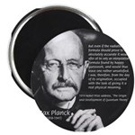 "Max Planck Quantum Theory 2.25"" Magnet (10 pack)"