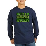 It's a Celebration Bitches Shamrock Long Sleeve Da