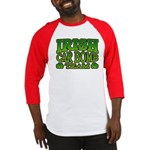 Irish Car Bomb Team Shamrock Baseball Jersey