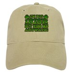I'm Not Irish but Kiss Me Anyways Shamrock Cap