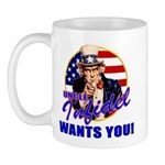 Uncle Infidel Wants You Mug
