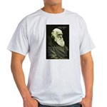 Charles Darwin: Science Ash Grey T-Shirt