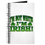 I'm Not White I'm Irish Journal