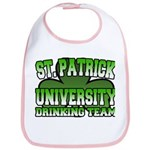 St. Patrick University Drinking Team Bib