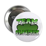 "Team St. Patrick 2.25"" Button (100 pack)"