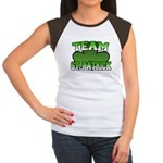 Team St. Patrick Women's Cap Sleeve T-Shirt