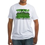 Team St. Patrick Fitted T-Shirt