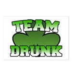 Team Drunk Postcards (Package of 8)