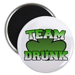 "Team Drunk 2.25"" Magnet (10 pack)"
