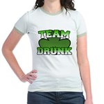 Team Drunk Jr. Ringer T-Shirt