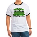 Team Drunk Ringer T