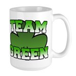 Team Green Large Mug