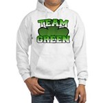 Team Green Hooded Sweatshirt