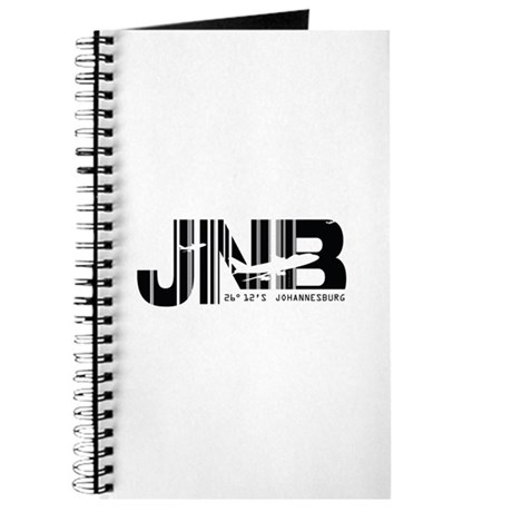 Johannesburg South Africa JNB Air Wear Journal