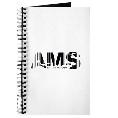 Amsterdam Netherlands AMS Air Wear Journal