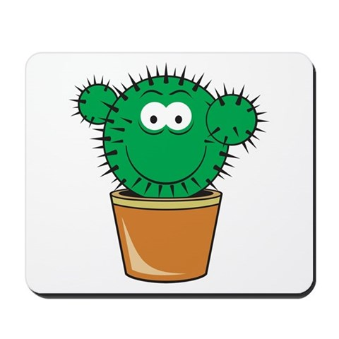 cute pics of smiley faces. Cute Cactus Smiley Face