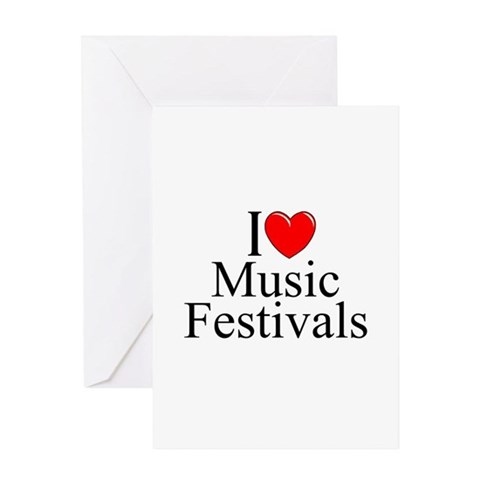 love heart music. CafePress gt; Greeting Cards gt; quot;I Love (Heart) Music Festivals quot; Greeting Card. quot;I Love (Heart) Music Festivals quot; Greeting Card