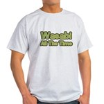 Wasabi All The Time Light T-Shirt