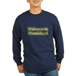 Wasabiland Wasabi Long Sleeve Dark T-Shirt