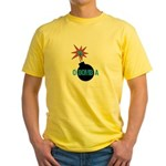 OBOMBA Yellow T-Shirt