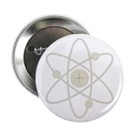 "Eucharist Powered 2.25"" Button (100 pack)"