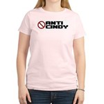Anti Cindy Sheehan Women's Pink T-Shirt
