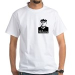 Hilaire Belloc White T-Shirt
