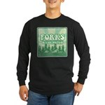Twilight Forks Long Sleeve Dark T-Shirt
