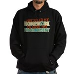 Recycled Homework Hoodie (dark)