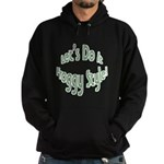 Do It Froggy Style Hoodie (dark)