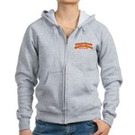 Cut the Cheese Women's Zip Hoodie