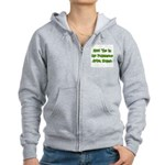 Bully Playground Women's Zip Hoodie