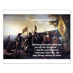 Christopher Columbus Small Poster