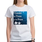 """Remember the Reason"" Women's T-Shirt"