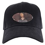 Philosopher: Rene Descartes Black Cap