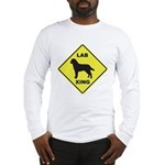 Labrador Xing Long Sleeve T-Shirt