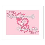 Twilight Irrevocably Valentine Small Poster