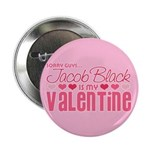 Jacob Black Valentine 2.25&quot; Button (10 pack)