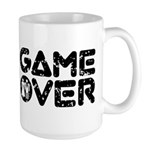 Game Over Large Mug