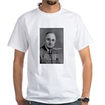 President Harry Truman White T-Shirt