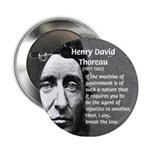Philosophy / Nature: Thoreau Button