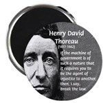 Philosophy / Nature: Thoreau Magnet