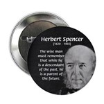 "Herbert Spencer 2.25"" Button (100 pack)"