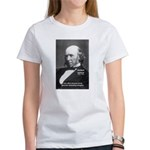 Evolutionist Herbert Spencer Women's T-Shirt