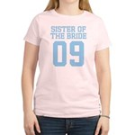 Sister of Bride 09 Women's Light T-Shirt