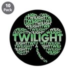 "Twilight Shamrock 3.5"" Button (10 pack)"